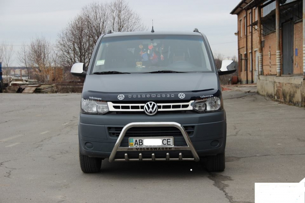 BullBar inox Volkswagen T5 2009-2015