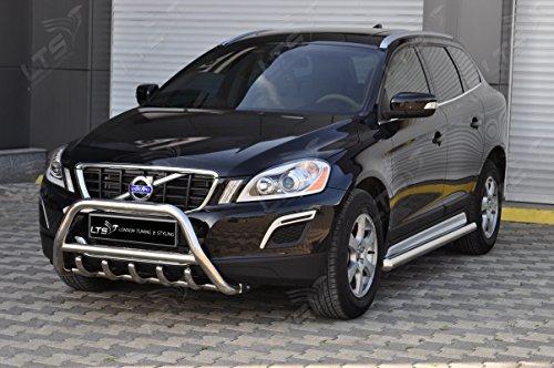 BullBar inox Volvo Xc 60 2008-2012